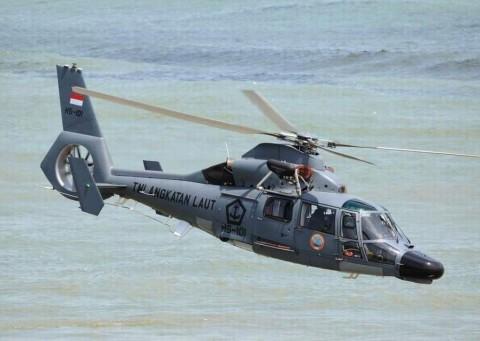 Lima Helikopter Antikapal Selam Perkuat Pertahanan Indonesia