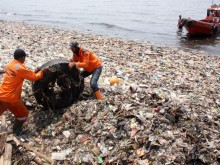 Pemerintah Gandeng Aktivis Lingkungan Tangani Sampah Laut