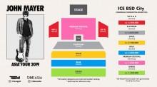 Tiket Konser John Mayer Dijual Mulai Besok, Ini Harganya