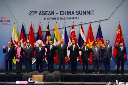 Tiongkok Mempertanyakan Konsep Indo Pasifik di ASEAN