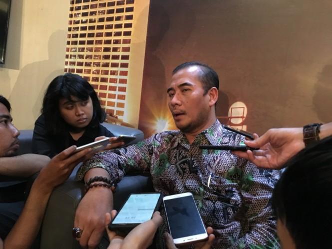 Komisioner KPU Hasyim Asy'ari. Foto: Medcom.id/Dian Ihsan Siregar.