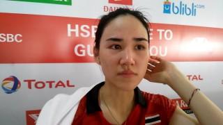 Dikalahkan Lawan yang Cedera, Nitchaon Jindapol Merasa Bodoh