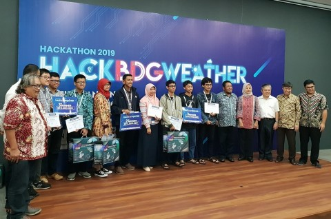 Inilah Para Pemenang Hackathon 2019: HACKBDGWEATHER