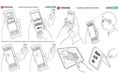 Motorola Jajal Ponsel Lipat