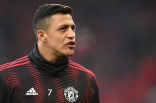 Sanchez Berpeluang Tampil kontra Arsenal