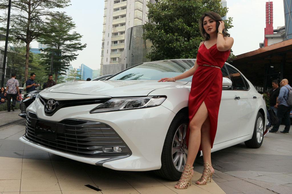 Toyota menjadi merek mobil terlaris di Indonesia pada 2018. Medcom.id/Ekawan Raharja