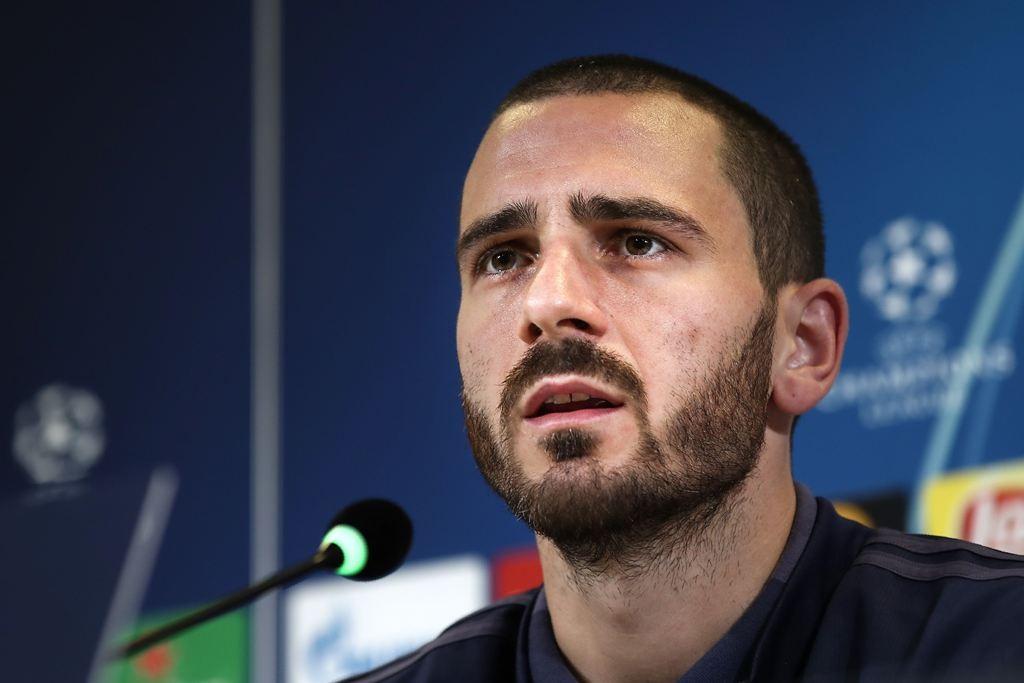 Leonardo Bonucci (AFP/ISABELLA BONOTTO)