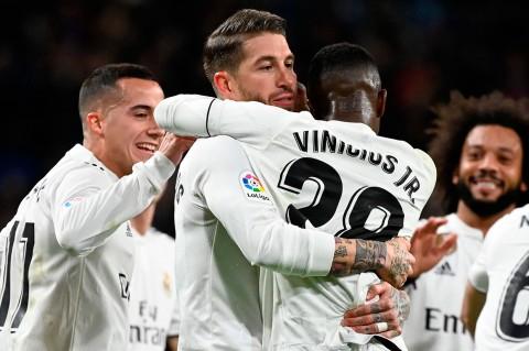 Madrid Tundukkan Girona 4-2