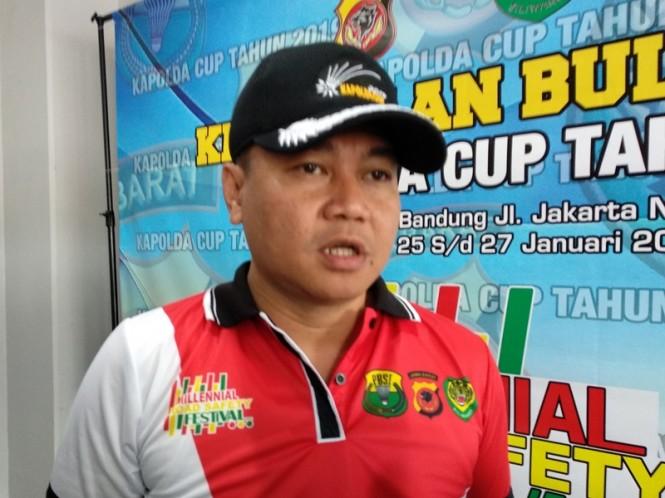 Kepala Bidang Humas Polda Jawa Barat Kombes Pol Trunoyudo Wisnu Andiko. Medcom.id/P Aditya Prakasa