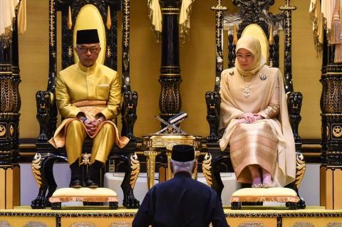 Sultan Pahang Terpilih sebagai Raja Malaysia