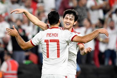 Iran Jumpa Jepang di Semifinal Piala Asia 2019