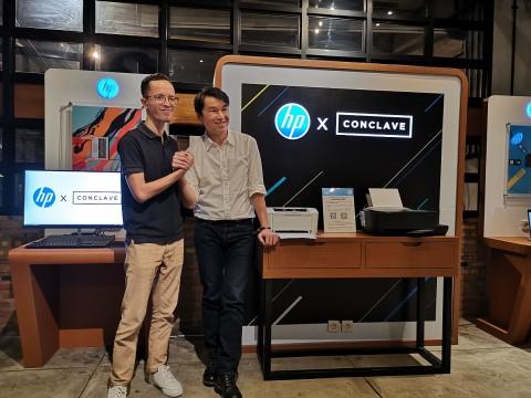 Targetkan Milenial, HP Kolaborasi Coworking Space