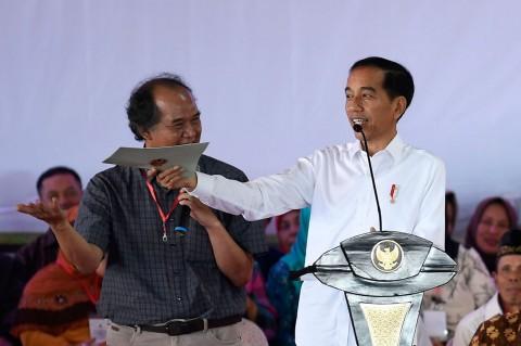 Curhat Sinaran ke Jokowi, Susahnya Dahulu Buat Sertifikat