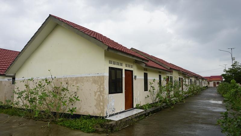 Rumah instan, sehat, sederhana (Risha) yang dibangun Kementerian Pekerjaan Umum dan Perumahan Rakyat di Kabupaten Jepara. Medcom.id/Rhobi Shani