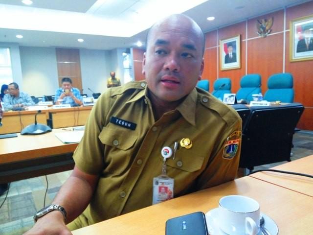 Kepala Dinas Sumber Daya Air DKI Teguh Hendarwan. Foto: Medcom/Intan.