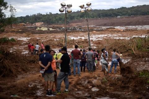 Tragedi Bendungan Jebol di Brasil Tewaskan 34 Orang