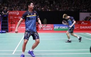 Kevin/Marcus ke Final, Indonesia Amankan Gelar Ganda Putra