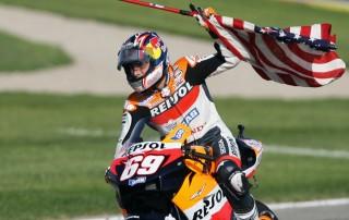 Penghormatan untuk Hayden, Nomor 69 Dipensiunkan dari MotoGP