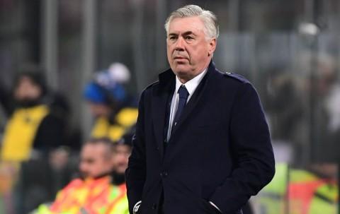 Ancelotti Geram Napoli Hanya Tahan Imbang Milan