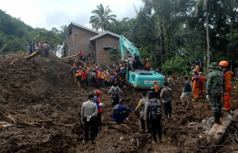 Korban Tewas Akibat Bencana di Sulsel Mencapai 68 Orang