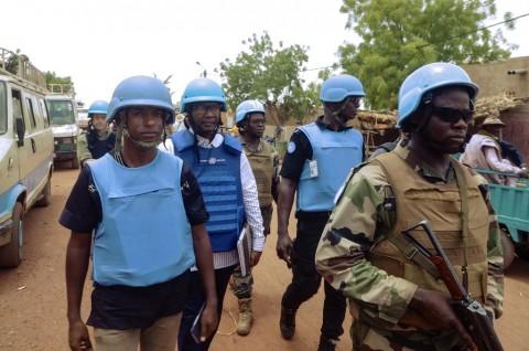 Dua Penjaga Perdamaian Sri Lanka Terbunuh di Mali