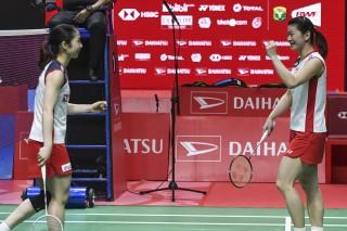 Ganda Putri Jepang Raih Gelar Indonesia Masters