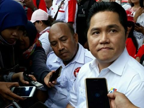 Erick Thohir Optimistis Indonesia Jadi Negara Besar