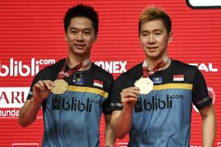 The Minions Pertahankan Gelar Indonesia Masters