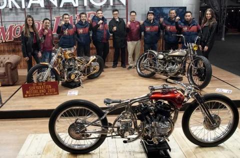 Builder Indonesia Bawa Inspirasi dari Eropa