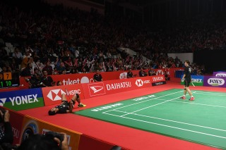 Laga Terakhir, Owi/Butet Runner-up Indonesia Masters