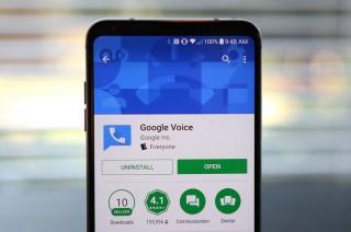 Google Gulirkan Fitur VoIP di Aplikasi Google Voice