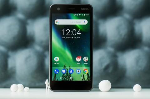Nokia 2 Segera Kebagian Android Oreo?