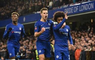 Hantam Sheffield Wednesday, Chelsea Lolos ke Babak Kelima