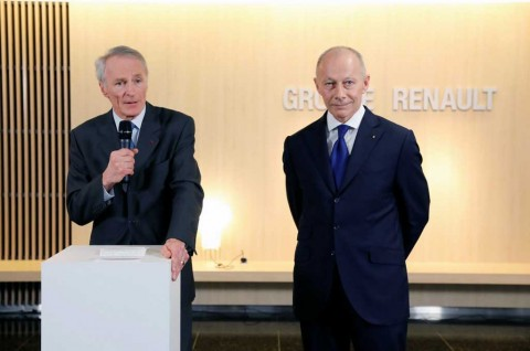 Jean-Dominique Senard, Didaulat jadi CEO Baru Renault