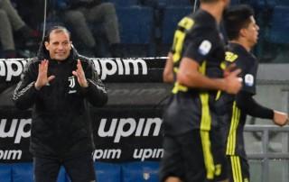 Kesalahan Allegri di Balik Kemenangan Juventus atas Lazio