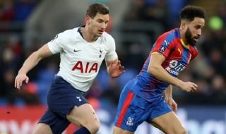 Crystal Palace Singkirkan Tottenham dari Piala FA