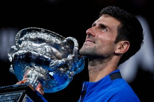 Novak Djokovic Juara Australia Terbuka 2019