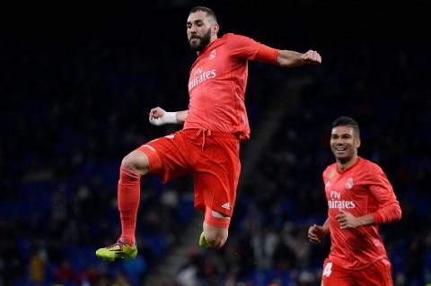 Tekuk Espanyol 4-2, Madrid Naik ke Posisi Ketiga