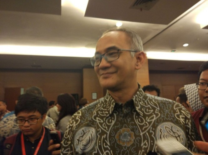 Direktur Jenderal Perdagangan Luar Negeri Kementerian Perdagangan Oke Nurwan. (FOTO: Medcom.id/Desi Angriani)