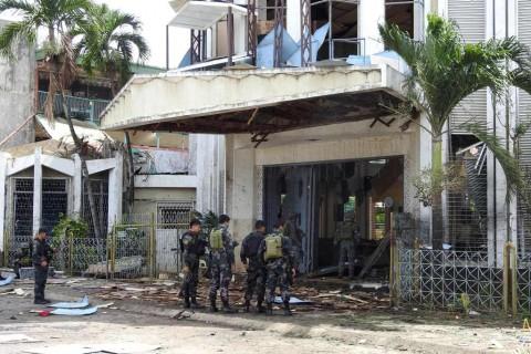 Usai Serangan Jolo, Filipina Bertekad Habisi Teroris