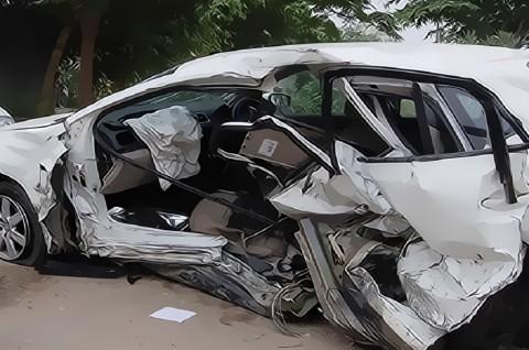 Empat Orang Tewas dalam Kecelakaan Mobil di Irlandia