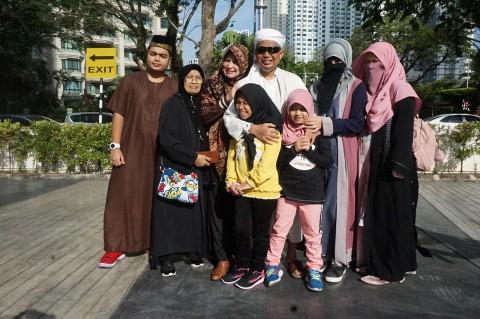 Kondisi Kesehatan Ustaz Arifin Ilham Membaik