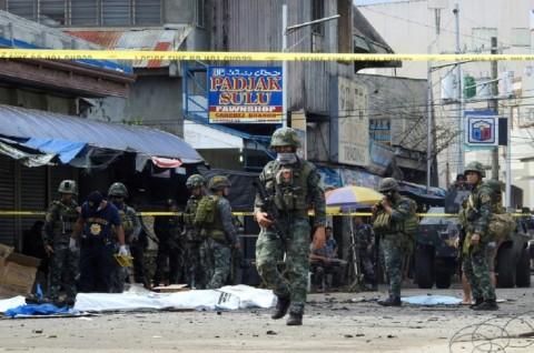 Pengeboman di Gereja Filipina Ganggu Proses Perdamaian