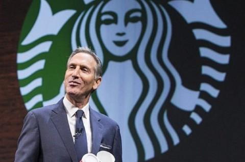 Mantan Bos Starbucks Serius Ingin Maju ke Pilpres AS