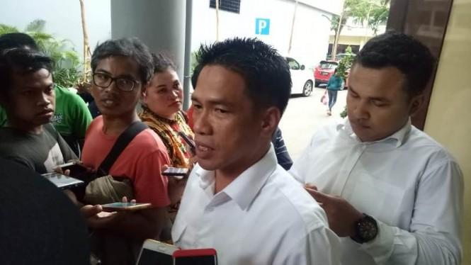 Direktur Reserse Kriminal Khusus Polda Jatim, Kombes Pol Achmad Yusep Gunawan.
