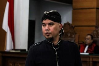 Tanggapan Ahmad Dhani Soal Bebasnya Ahok