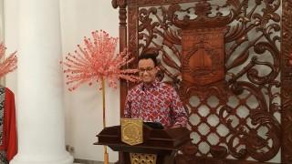 Anies Mengakui Jakarta Masih Kumuh