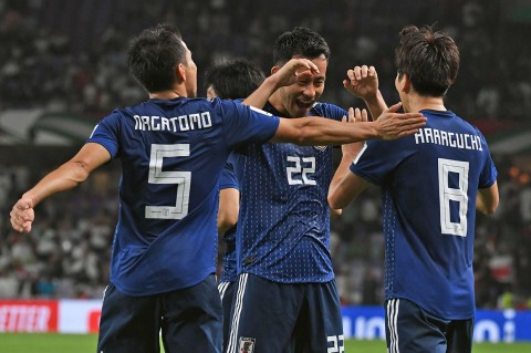 Semifinal Piala Asia, Jepang Lumat Iran 3-0
