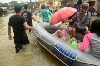 Sebagian Besar Banjir di Sulsel Sudah Surut