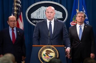 AS Layangkan Dakwaan ke Huawei dan Petingginya